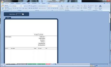 Excel fakturaprogram fra Remy.dk