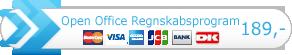 Open Office regnskabsprogram