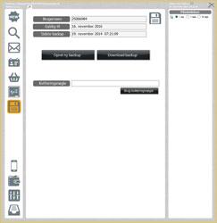 Online backup af Regnskabsprogram PRO